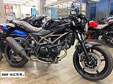 SV650X/スズキ 650cc 大阪府 SBS ゆにたす (株)ユニークプラス