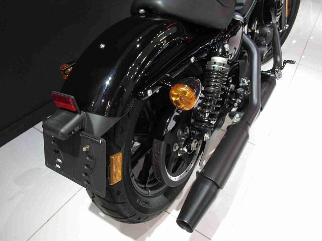 XL1200N NIGHTSTER XL1200NS 4枚目XL1200NS