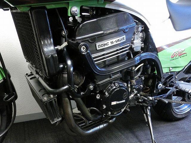 GPZ900R カスタム多数