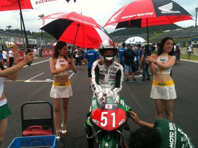全日本GP3クラス参戦