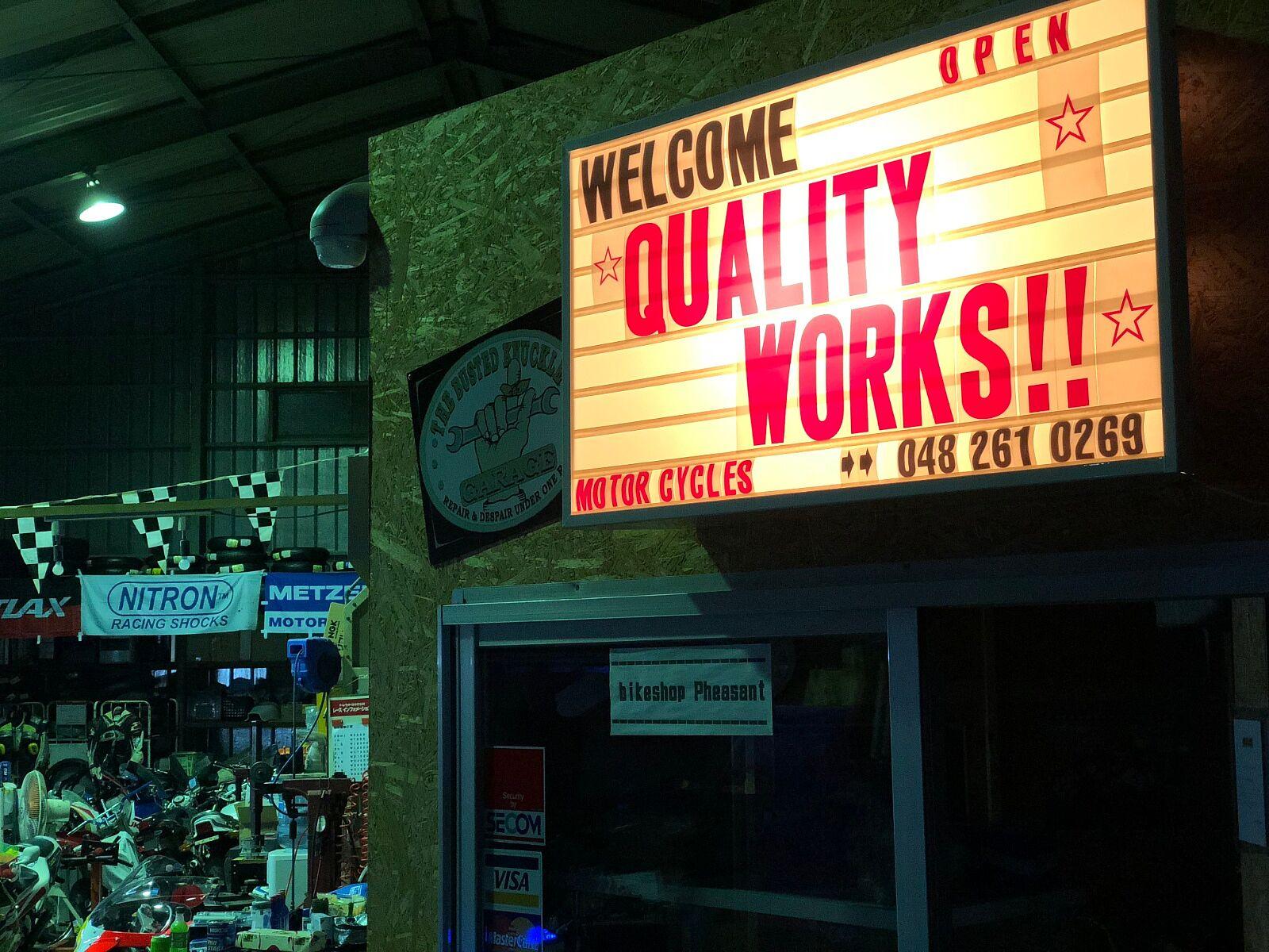 QualityWorks
