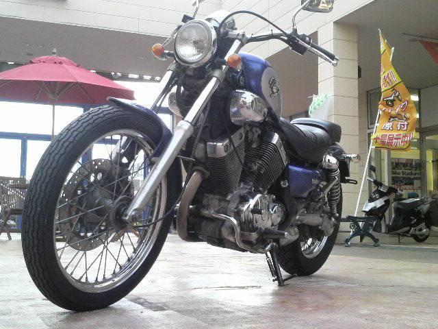 ビラーゴ400