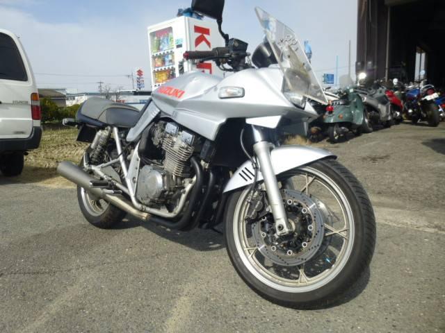 GSX400S カタナ