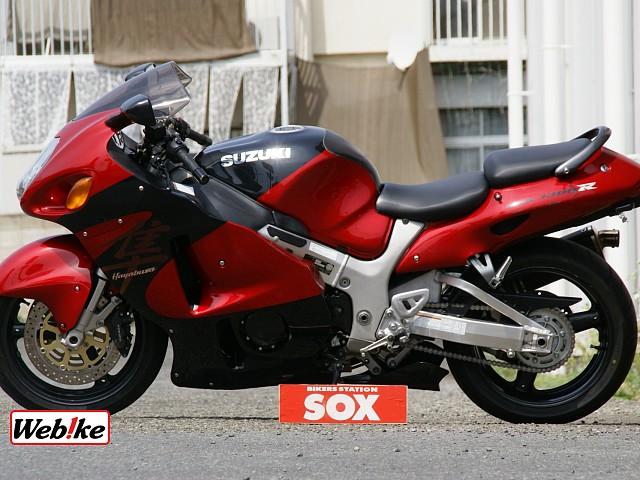 GSX1300R ハヤブサ(隼) 3枚目