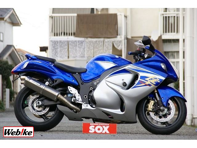 GSX1300R ハヤブサ(隼) 1枚目