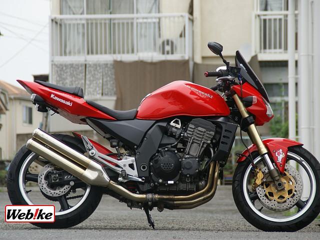 Z1000 (水冷) 1枚目