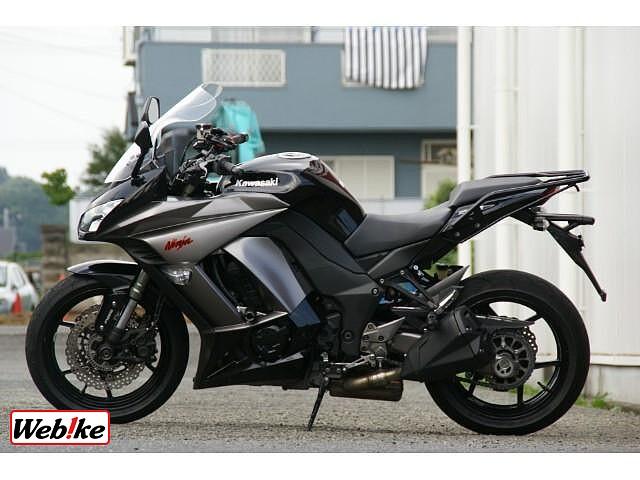 ニンジャ1000 (Z1000SX) ABS 3枚目ABS