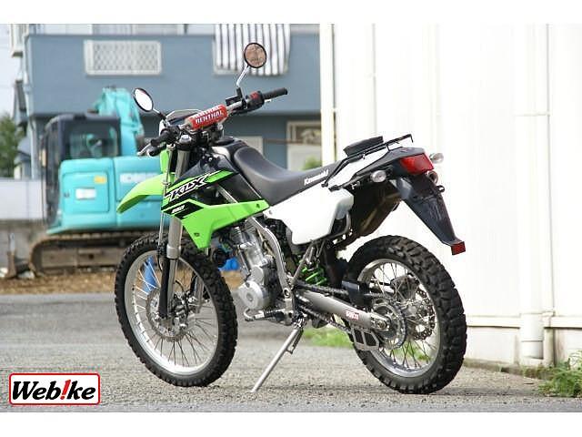 KLX250 5枚目