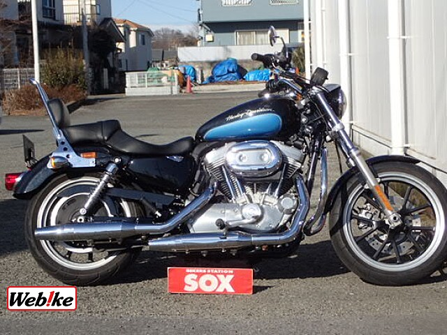 XL883L SPORTSTER SUPERLOW 1枚目