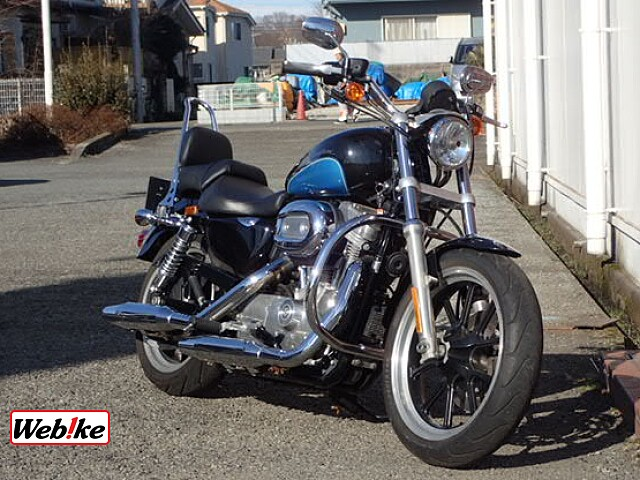 XL883L SPORTSTER SUPERLOW 2枚目
