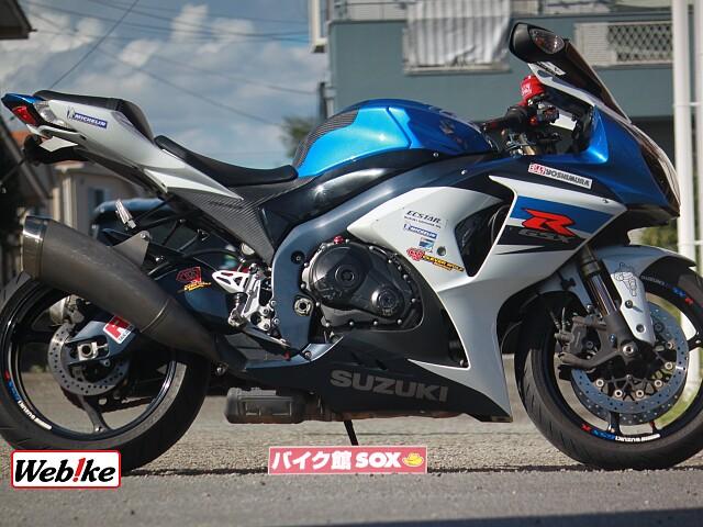 GSX-R1000 1枚目: