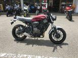 XSR700/ヤマハ 700cc 岐阜県 バイク ボンバー