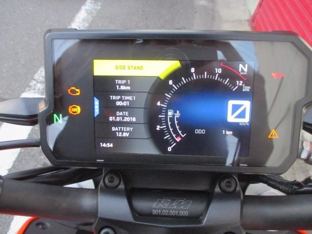 390DUKE 390デューク '18 正規輸入車両