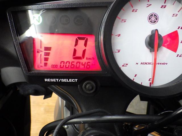 YZF-R125 YZF-R125 フルノーマル メーター表示距離:6045km!