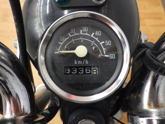 モンキー モンキー AB27型 キャブレターモデル メーター表示距離:8335km!