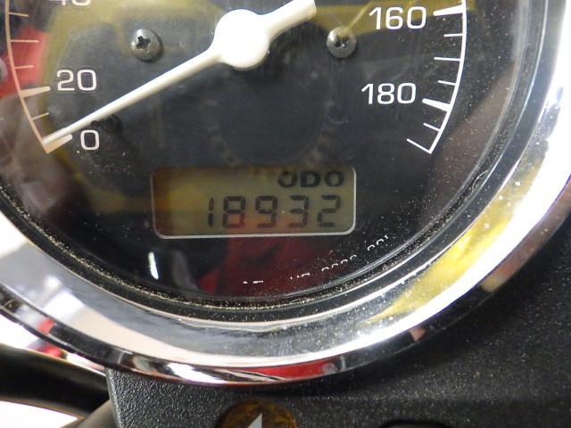CB750 CB750 RC42 フェンダーレス メーター表示距離:18932km!