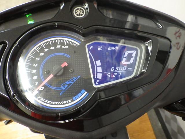 シグナスX SR シグナスX SR フルノーマル メーター表示距離:3180km!