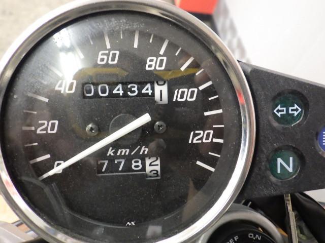CB223S CB223S リアキャリア付き メーター表示距離:433km!