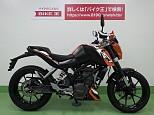 125DUKE/KTM 125cc 愛知県 バイク王 名古屋みなと店