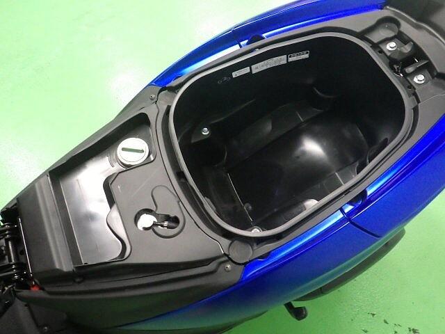 トリシティ 155 トリシティ155A ナックルガード装備【Goo鑑定車・マル得車… 10枚目:トリ…