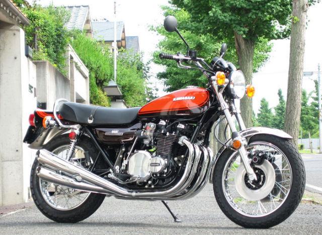 Z1 (900SUPER4) ノスタルジアモデル