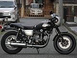 W800/カワサキ 800cc 東京都 ウインドジャマーズ府中本店