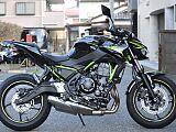 Z650/カワサキ 650cc 東京都 ウインドジャマーズ府中本店