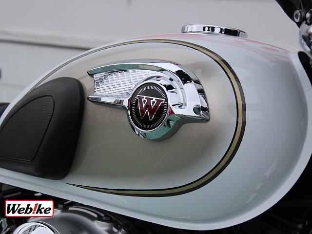 W800 5枚目
