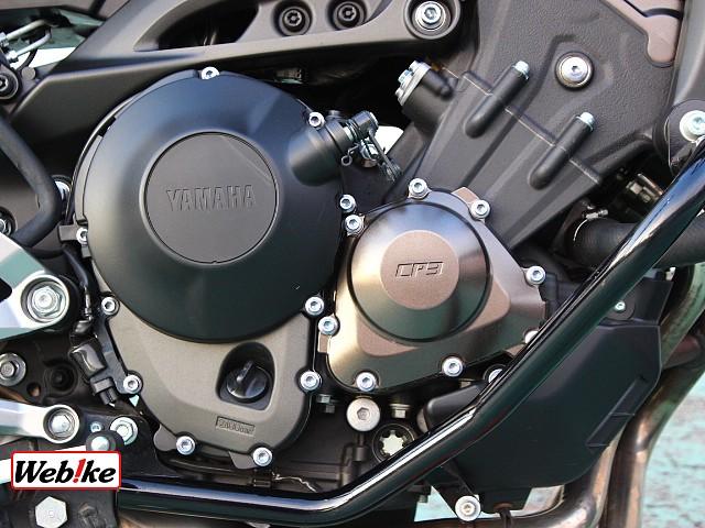 MT-09 トレーサー 4枚目