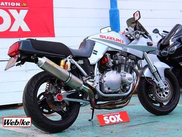 GSX750S カタナ 2枚目
