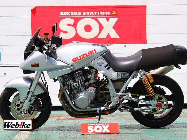 GSX750S カタナ 3枚目