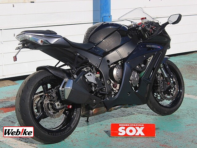 ZX-10R ABS 2枚目ABS