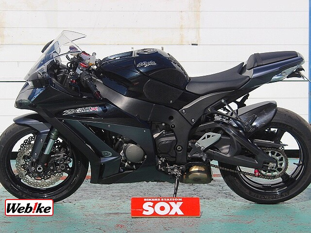 ZX-10R ABS 3枚目ABS