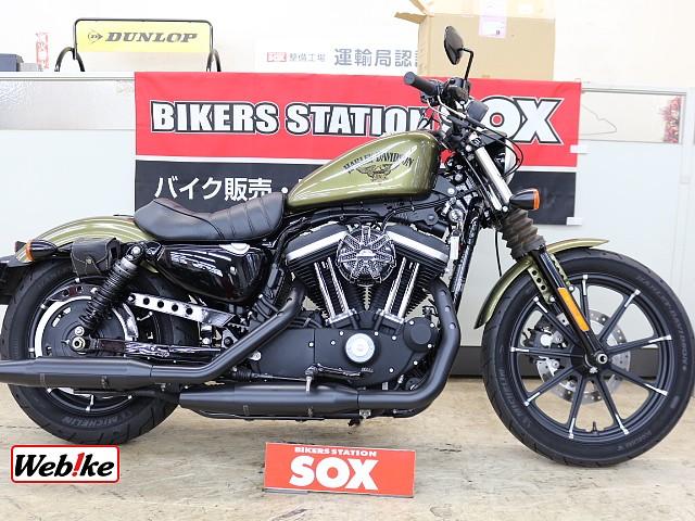 XL883N SPORTSTER IRON 1枚目