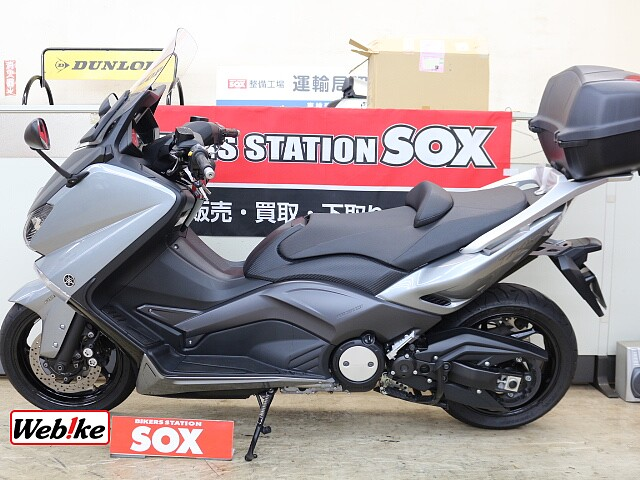 TMAX530 ABS 3枚目ABS