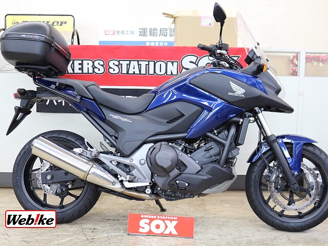 NC750X DCT ABS EP 1枚目DCT ABS EP