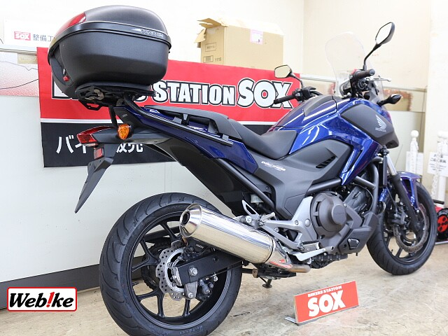 NC750X DCT ABS EP 2枚目DCT ABS EP
