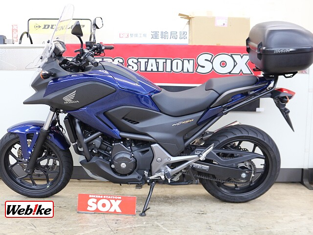 NC750X DCT ABS EP 3枚目DCT ABS EP