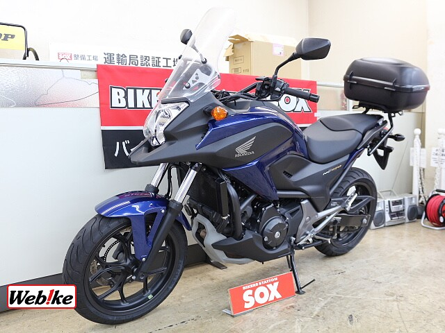NC750X DCT ABS EP 4枚目DCT ABS EP