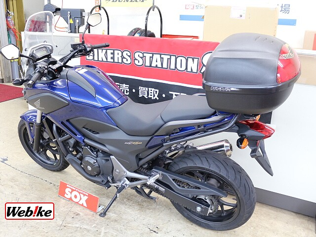 NC750X DCT ABS EP 5枚目DCT ABS EP