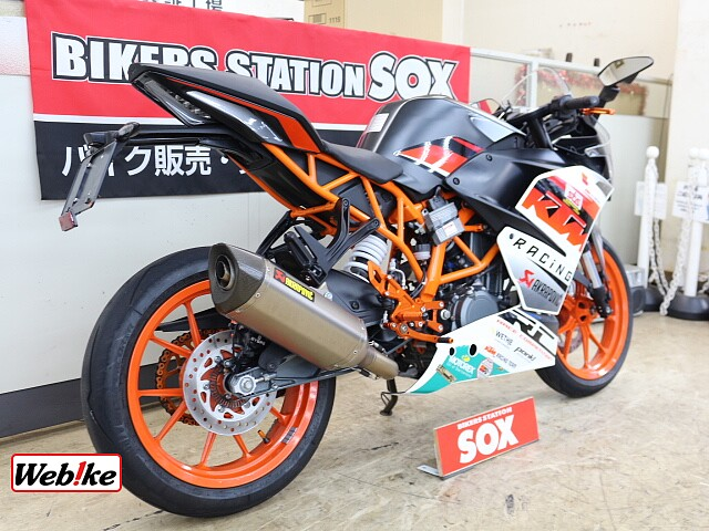 RC390 ABS 2枚目ABS