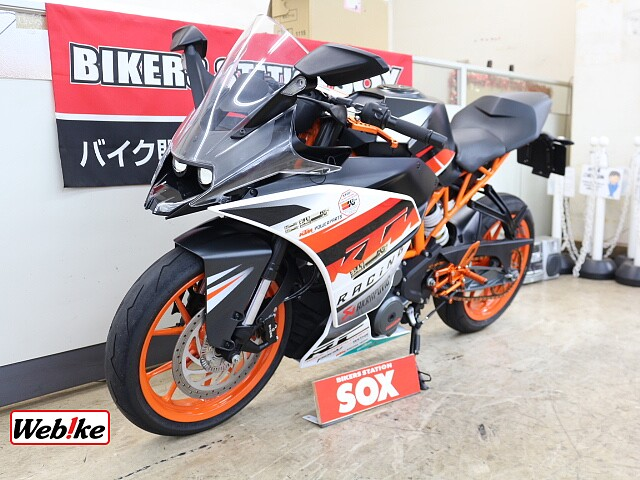 RC390 ABS 4枚目ABS