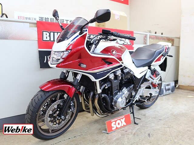 CB1300スーパーボルドール ABS 4枚目ABS
