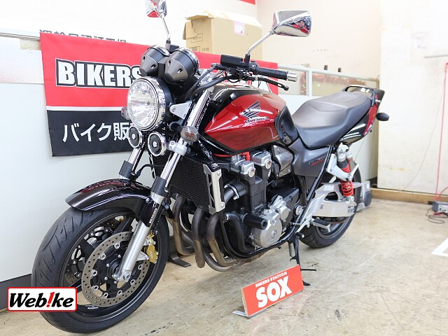 CB1300スーパーフォア ABS 4枚目ABS