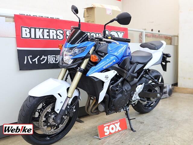 GSR750 ABS 4枚目ABS