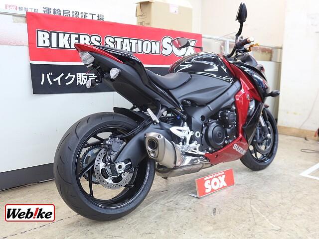 GSX-S1000F 2枚目