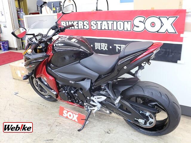 GSX-S1000F 5枚目