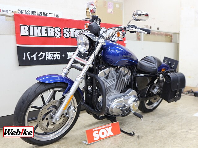 XL883L SPORTSTER SUPERLOW 4枚目