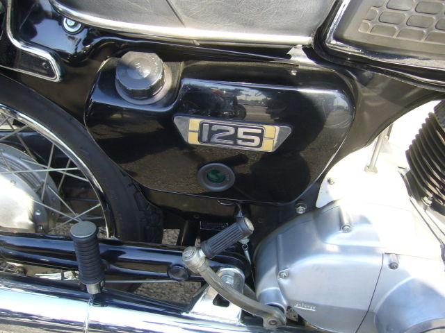 K125 希少なK125