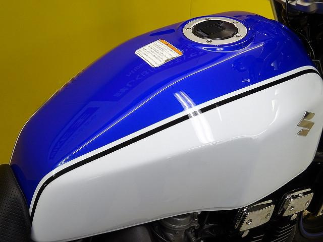 インパルス400 GSX400インパルス ビキニカウル グラブバー WRS管装備 カスタム多数のお買…